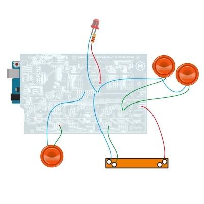 Dart Arduino Midi Dmx Controller